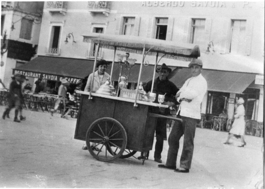Zammatteo Eis Salon & Manufaktur (1929)