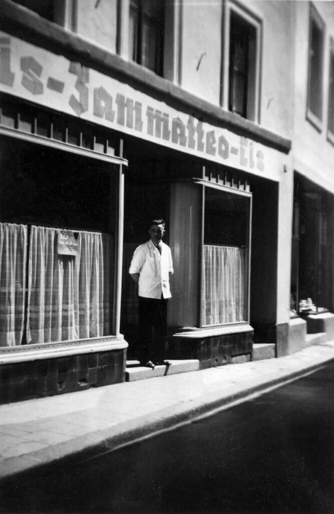 Zammatteo Eis Salon & Manufaktur (1946)