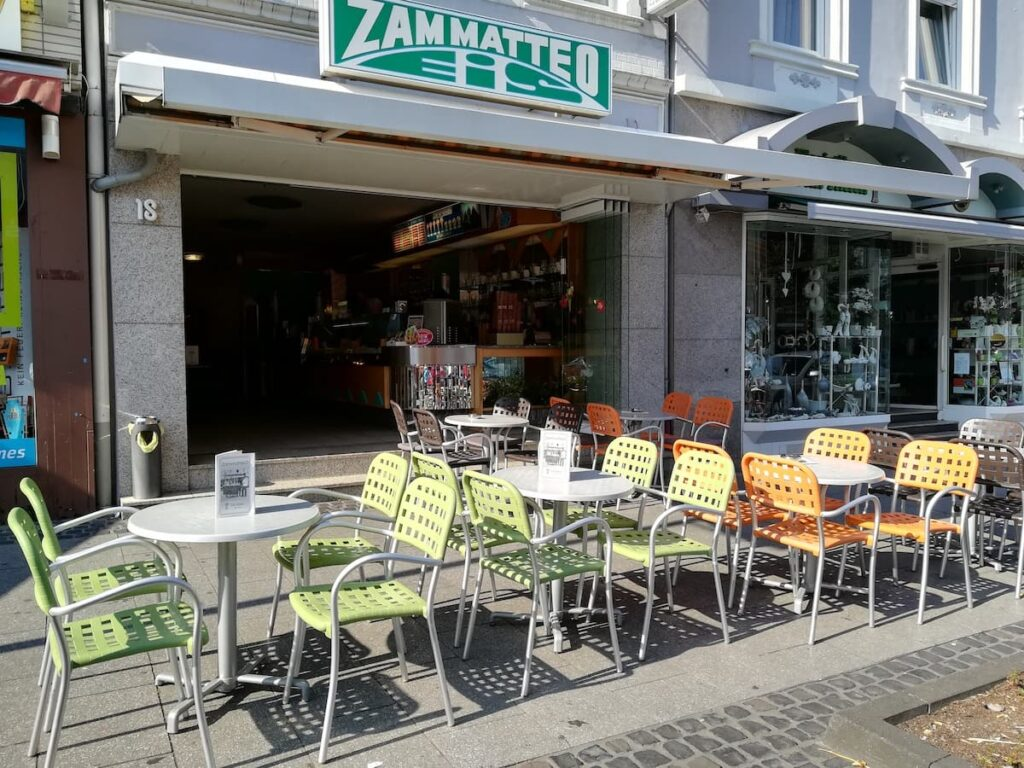 Zammatteo Eis Salon & Manufaktur (2010)